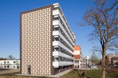 Renovatie Weverflat