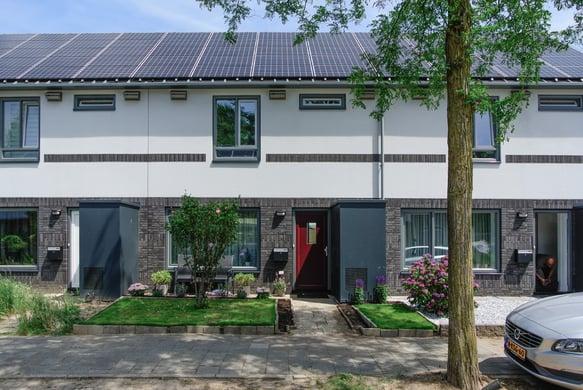 Renovatie van rijwoningen in Nijmegen
